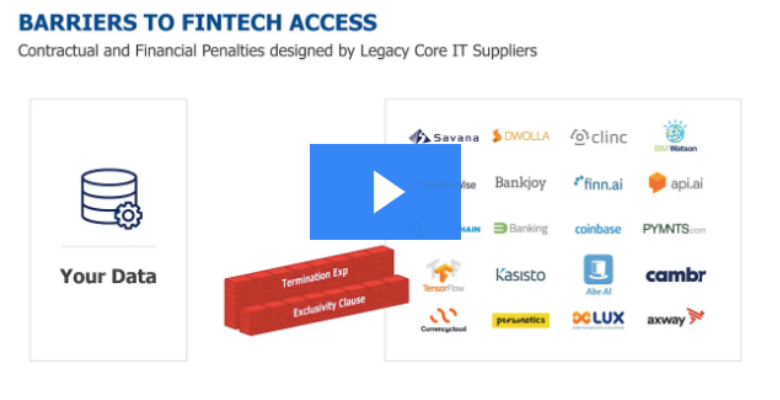 How the Core IT Oligopoly is Monetizing the Fintech Revolution