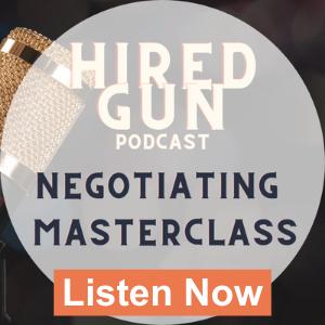 Negotiating Masterclass